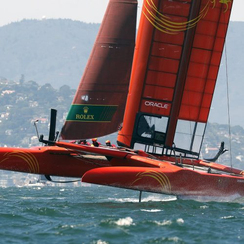Engineering Questions - what makes supercharged racing yachts go so fast?