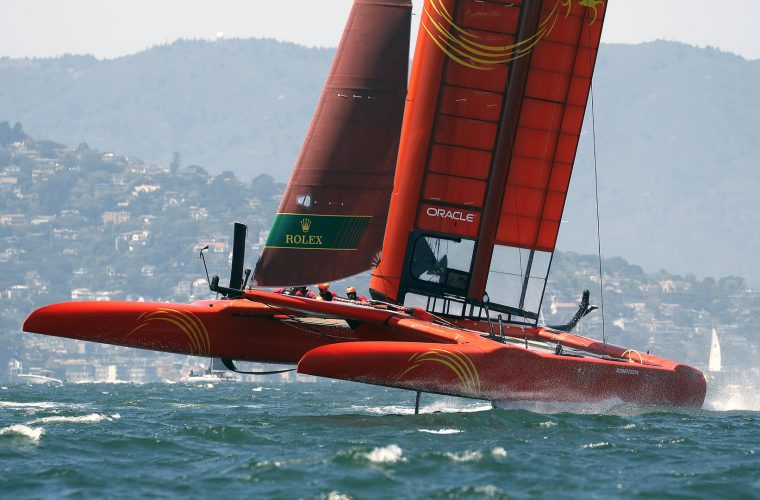 Engineering Questions – what makes supercharged racing yachts go so fast?