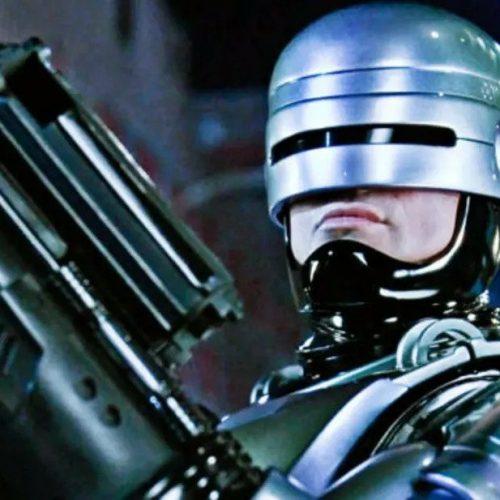 China Deploys Real Life RoboCop