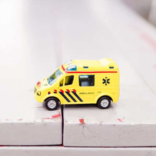 O2 & Samsung work 5G connected NHS ambulances