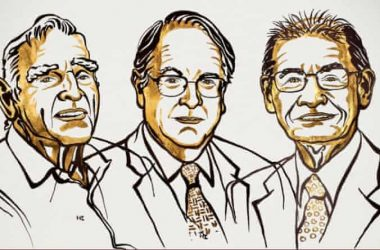 engineering careers  Nobel Prize In Chemistry – Scientists who created a rechargeable world awarded Nobel Prize