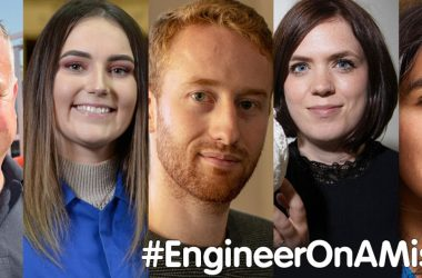 engineering careers  Meet five young engineers are on a mission to make the world a better place