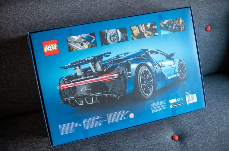Last Chance to Enter – LEGO Technic Bugatti Chiron