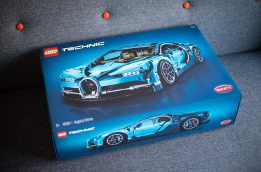 engineering careers  Win – LEGO Technic Bugatti Chiron