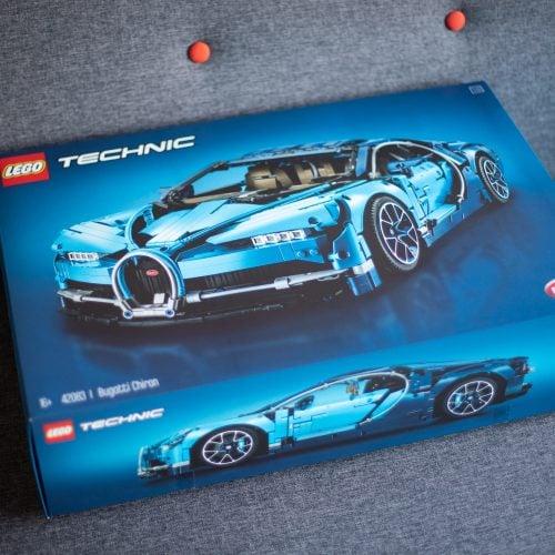 Win - LEGO Technic Bugatti Chiron