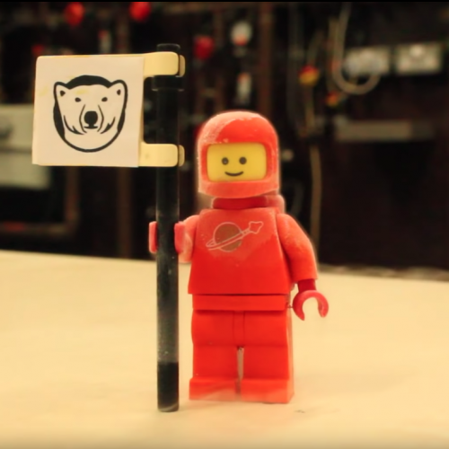 This is (quite literally) the World's Coolest LEGO Set!