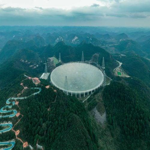 China powers up Alien Hunting Radio Telescope