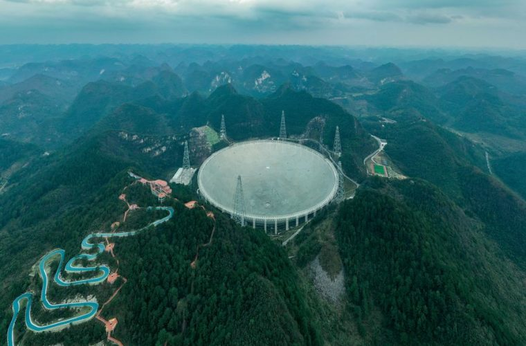 China powers up Alien Hunting Radio Telescope