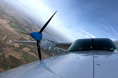 engineering careers  Hybrid aircraft completes test flight