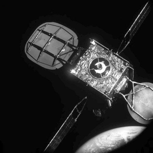 Spacecraft brings aging satellite back to life