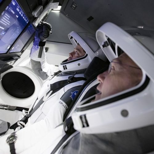 Have you got what it takes to become an astronaut in the new era of human spaceflight?