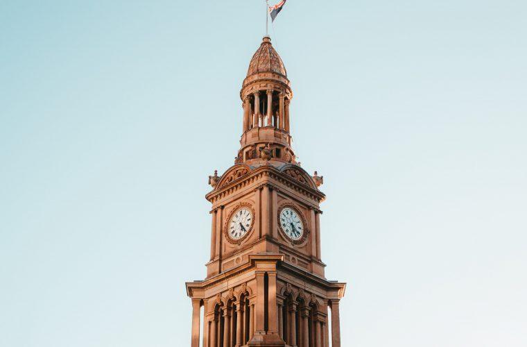 Sydney is currently on 100% renewable energy