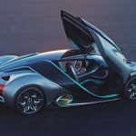 New Hydrogen Powered Supercar can drive 1000 miles on a single tank