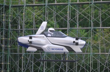 engineering careers  'Flying car' gets off the ground