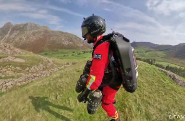 engineering careers  Paramedics could reach patients in minutes thanks to Jet Suit