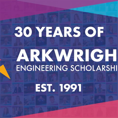 Arkwright celebrate 30 Years of Engineering Scholarships