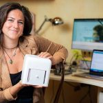 Urine test for breast cancer and material which turns light into energy win 2020 Dyson Award