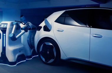 engineering careers  VW reveal working prototype of autonomous robotic charging point