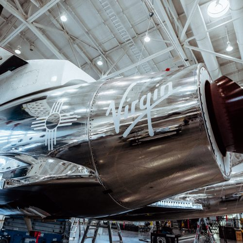 Branson preps for 'extraordinary' Space flight today