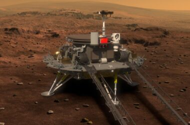 engineering careers  Zhurong – How the Chinese lander will attempt to touch down on Mars
