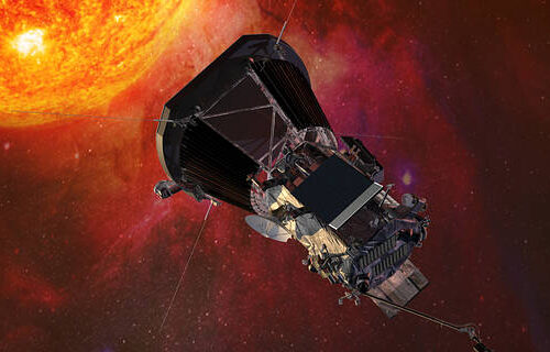 330,000 miles per hour - The Parker Solar Probe becomes fastest object ever built