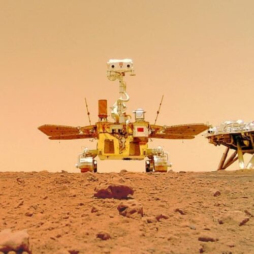 New Photos From the Surface of Mars