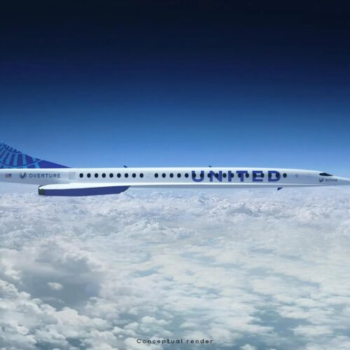 Supersonic passenger flights to return by 2029