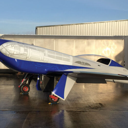 Electric NXT eyes airspeed record