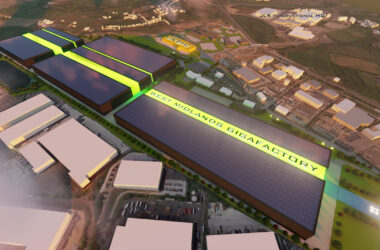 engineering careers  UK's first Gigafactory proposed for Coventry Airport