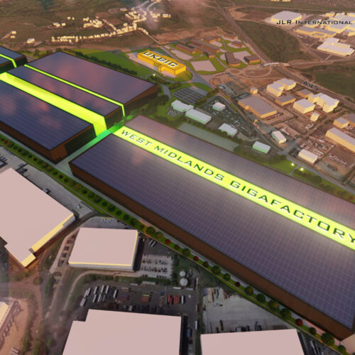 UK's first Gigafactory proposed for Coventry Airport