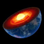 The Earth's Core is growing more on one side than the other – why is the planet not tipping?