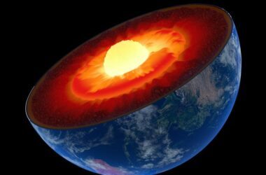 engineering careers  The Earth's Core is growing more on one side than the other – why is the planet not tipping?