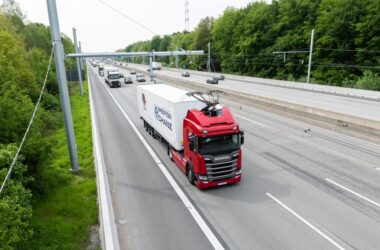 engineering careers  eHighway – Government supports Electrics Roads