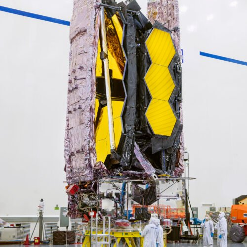 James Webb telescope set to launch this December